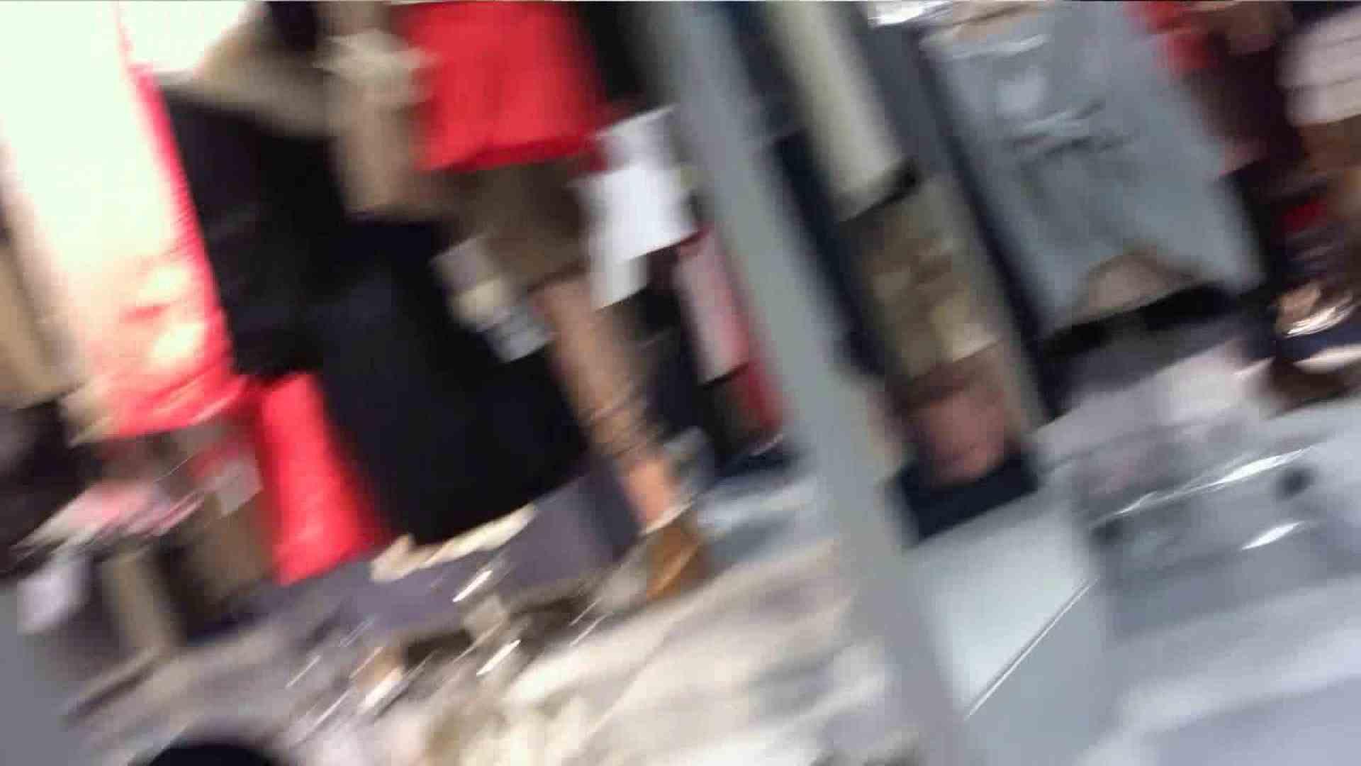 vol.33 美人アパレル胸チラ&パンチラ ギャル系ネーチャンの下着 OL  69pic 9