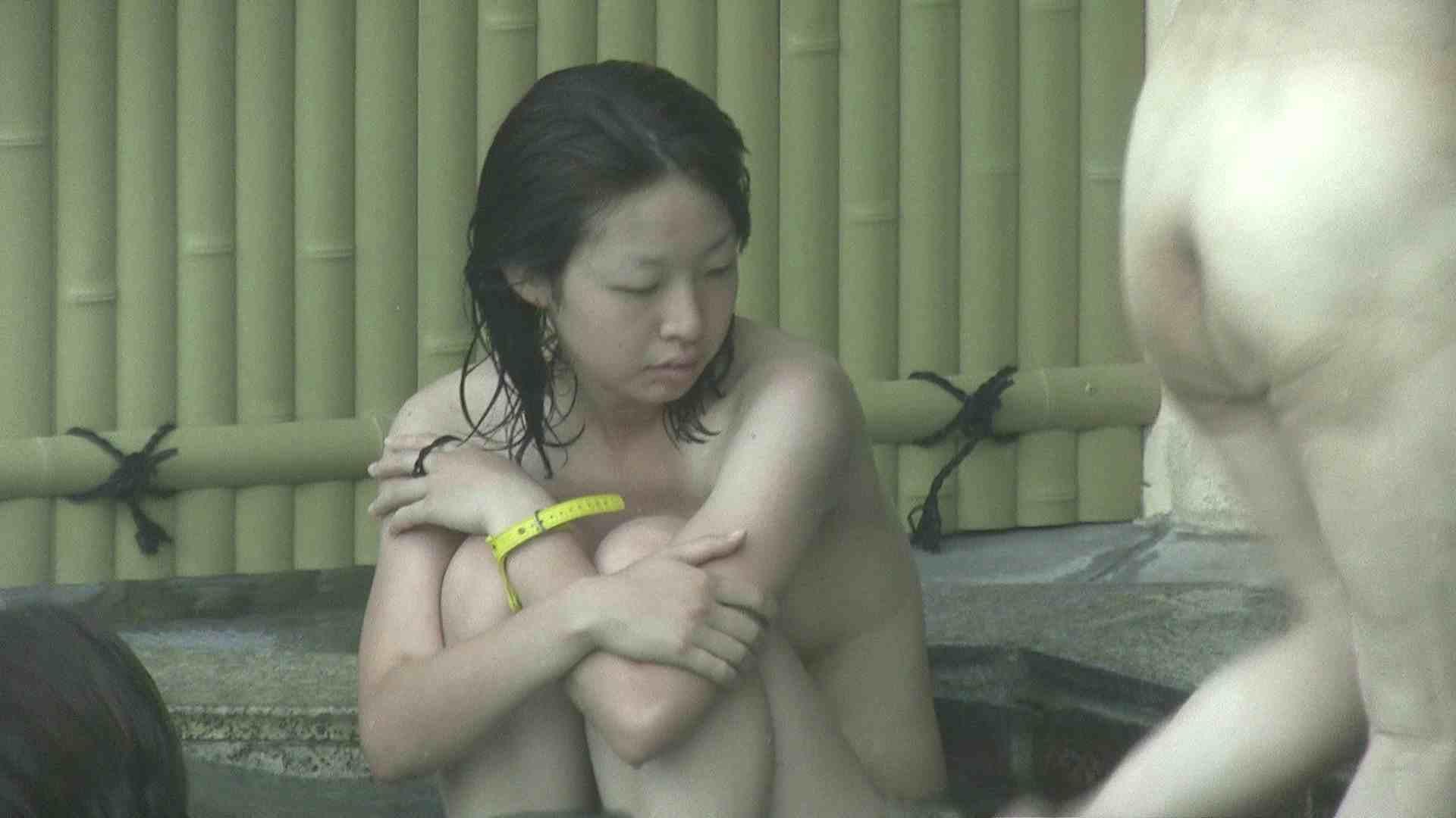 Aquaな露天風呂Vol.195 OL  67pic 8