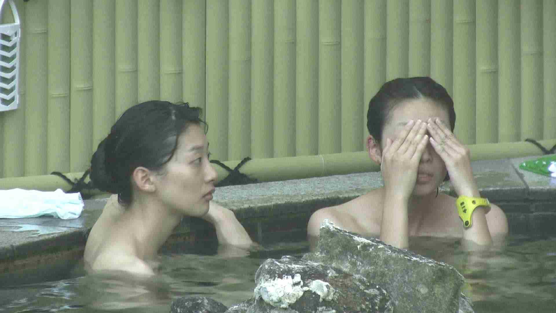 Aquaな露天風呂Vol.195 OL  67pic 34