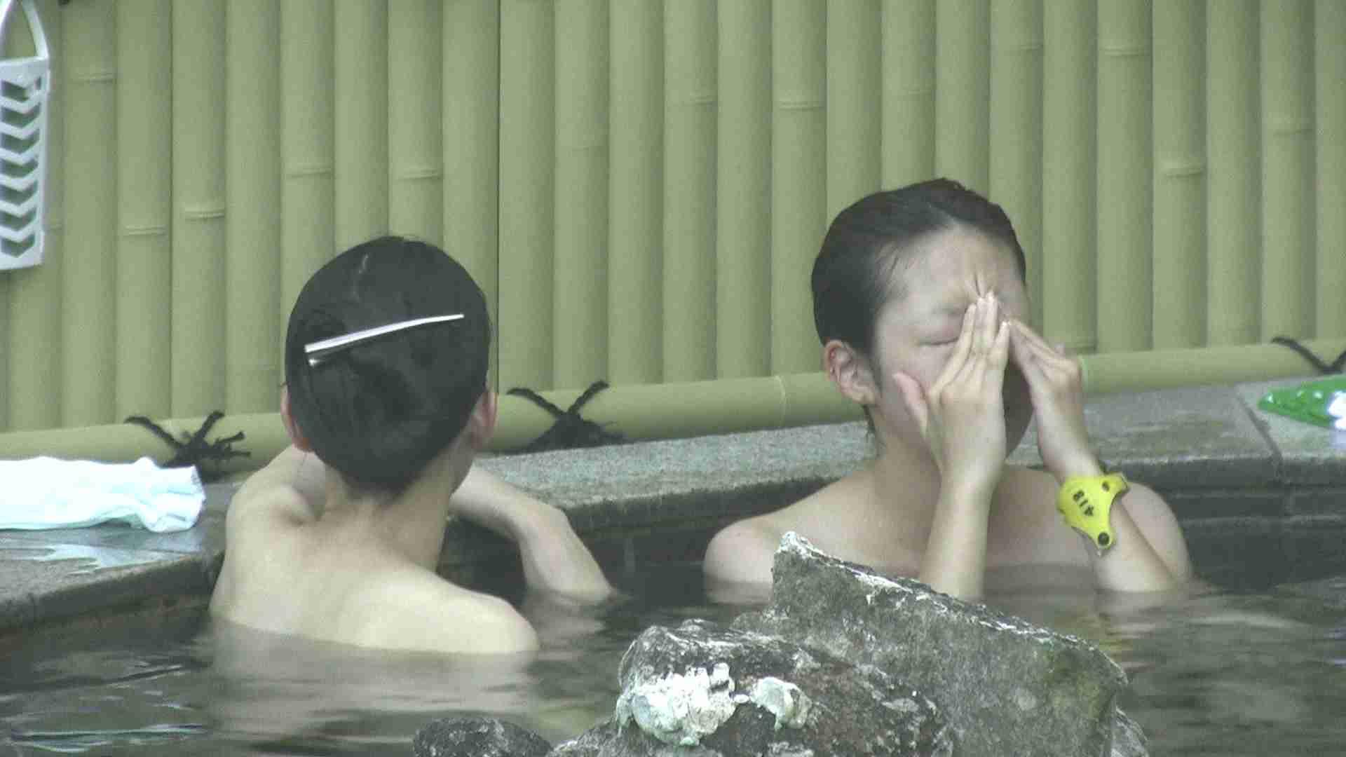 Aquaな露天風呂Vol.195 OL  67pic 35