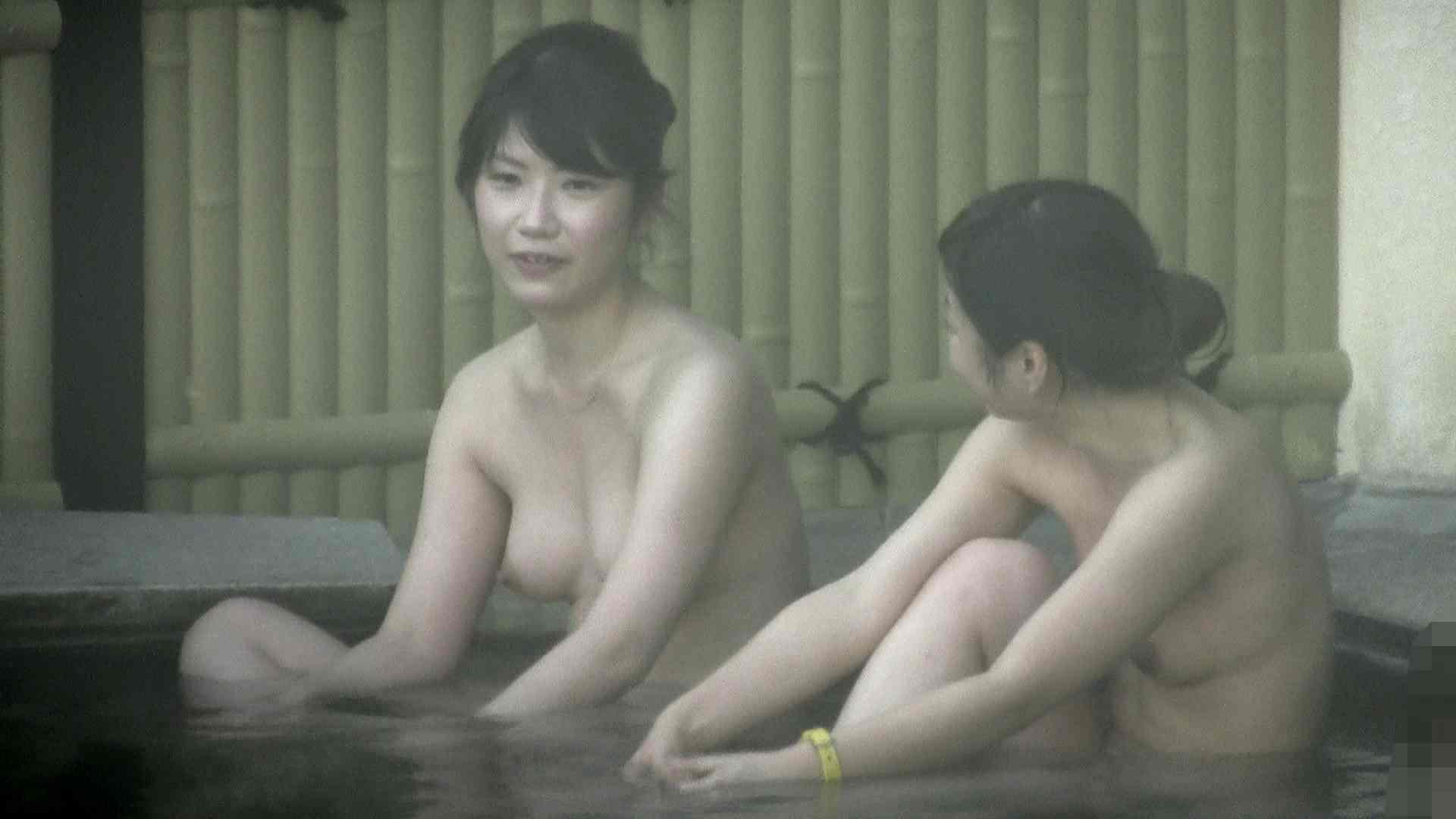 Aquaな露天風呂Vol.206 露天  42pic 42