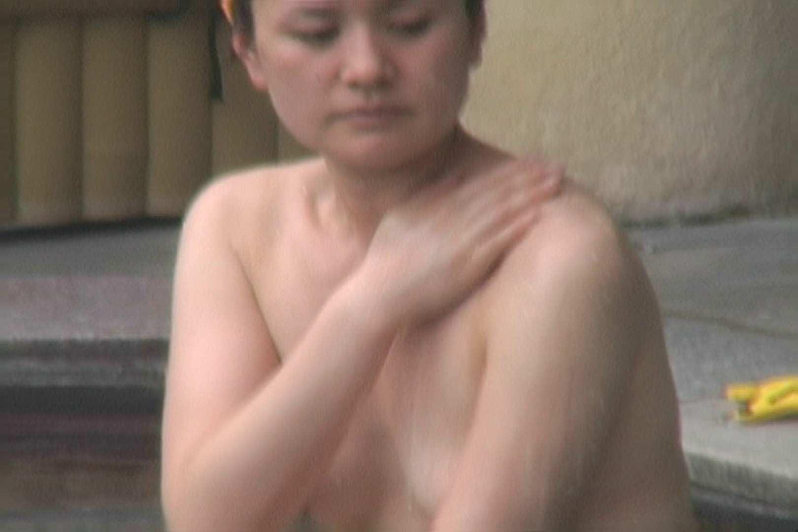 Aquaな露天風呂Vol.640 露天  107pic 79