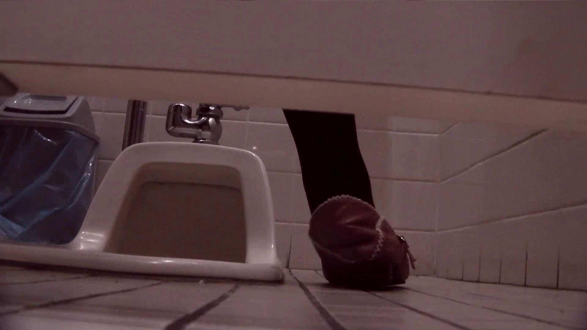 vol.13 命がけ潜伏洗面所! 大丈夫ですか?はまりそうです。 OL  91pic 39