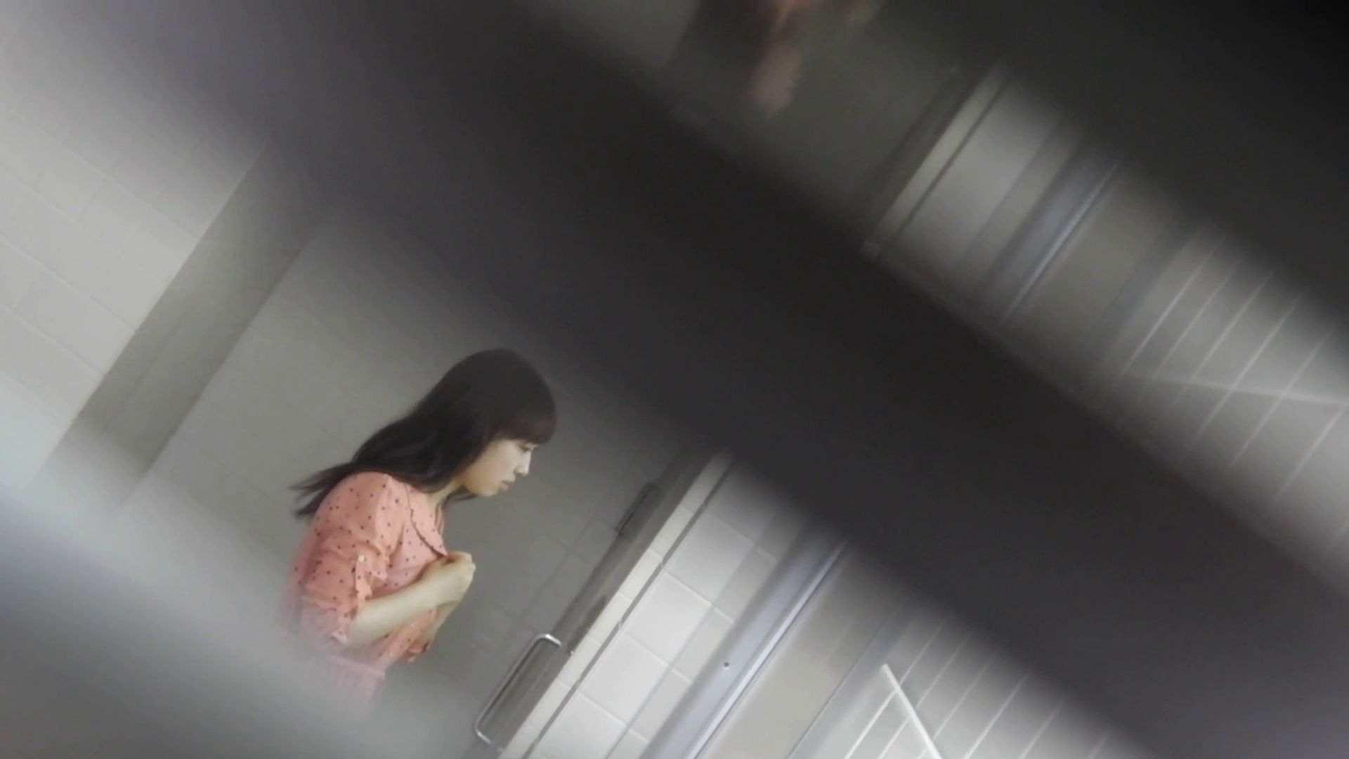 vol.27 命がけ潜伏洗面所! 小嶋陽菜似のピンクオシャレさん OL  87pic 20