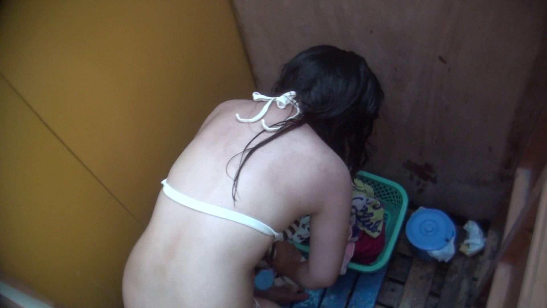シャワールームは超!!危険な香りVol.13 ムッチムチのいやらしい身体つき シャワー  111pic 46